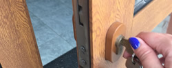 Manor Park locks change